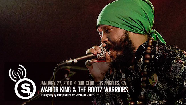 Warrior King & The Rootz Warriors