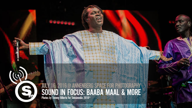 Sound in Focus: Baaba Maal, Classixx, Brazilian Girls