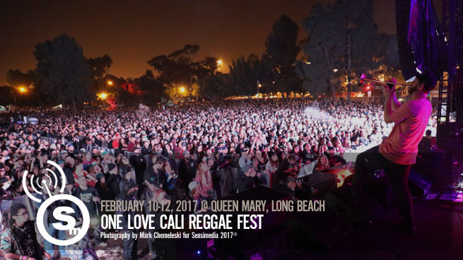 One Love Cali Reggae Fest 2017 at Queen Mary