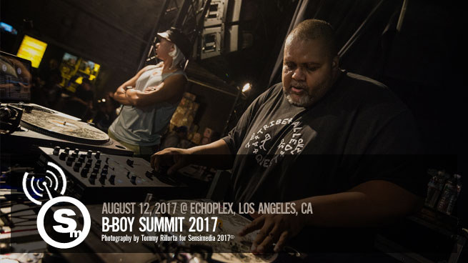 B-Boy Summit 2017