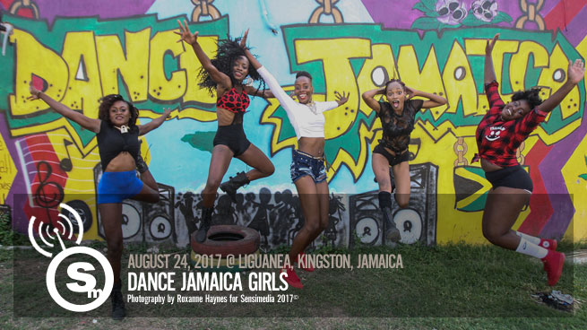 Dance Jamaica Girls