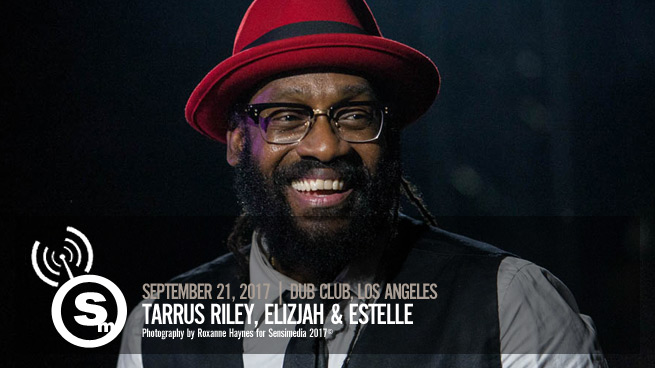 Tarrus Riley at Dub Club