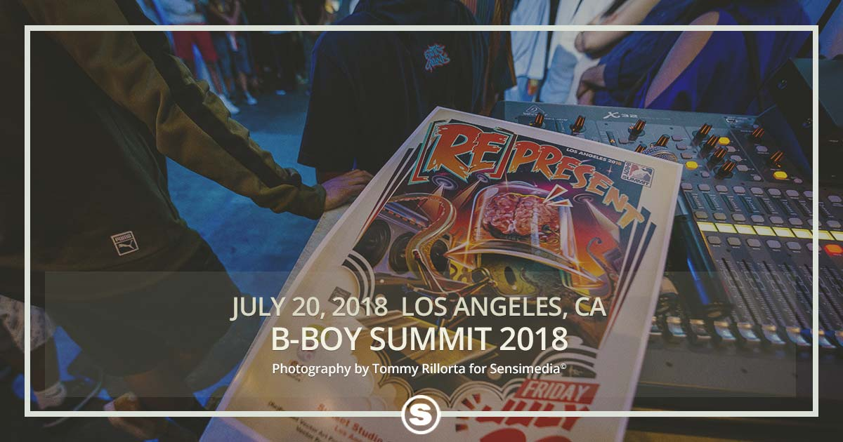 B-Boy Summit 2018