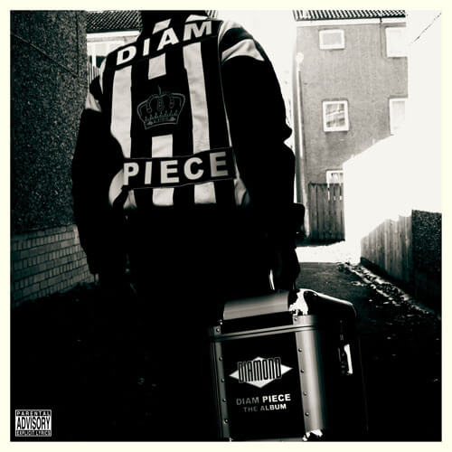 Diamond D - Diam Piece Album Cover