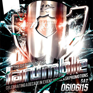 LA Rumble Sound Clash 2015