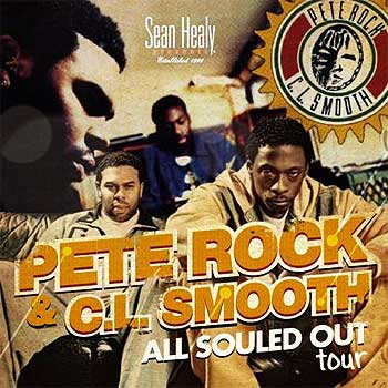 Pete Rock & CL Smooth Live in LB