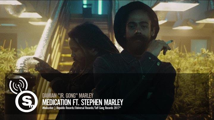 Damian Marley - Medication ft. Stephen Marley