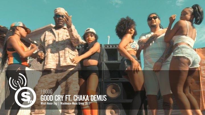 J Boog - Good Cry ft. Chaka Demus