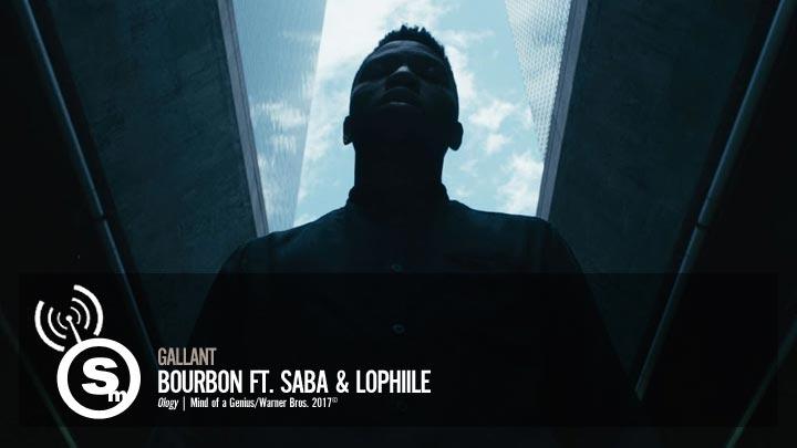 Gallant - Bourbon ft. Saba & Lophiile