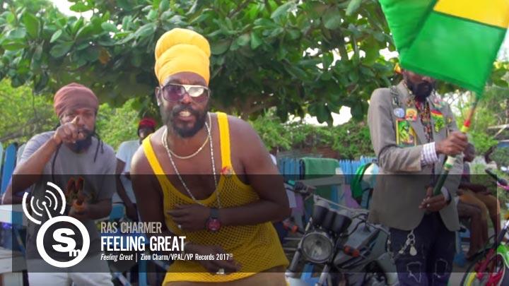 Ras Charmer - Feeling Great