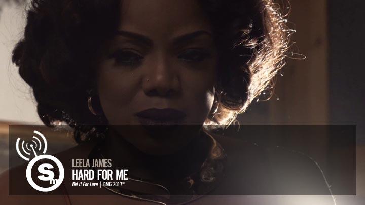 Leela James - Hard For Me