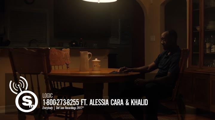 Logic - 1-800-273-8255 ft. Alessia Cara & Khalid