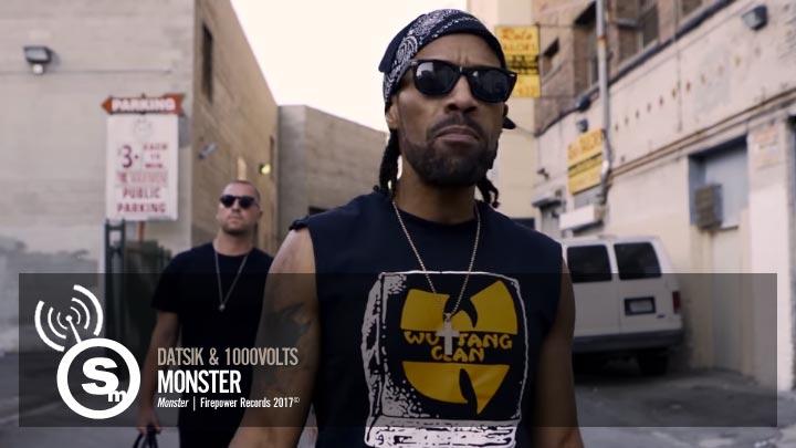 Datsik & 1000volts - Monster