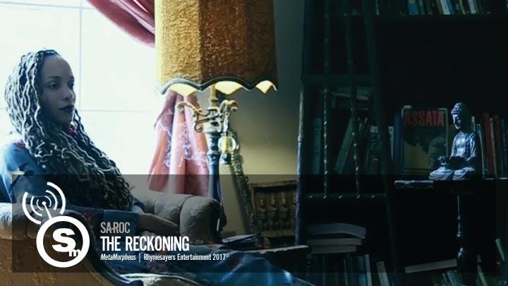 Sa-Roc - The Reckoning