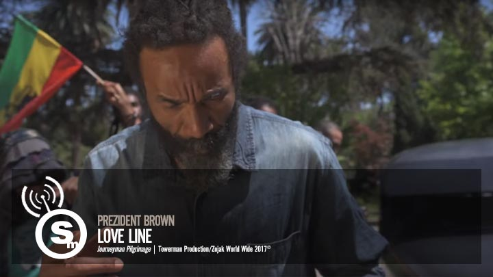Prezident Brown - Love Line