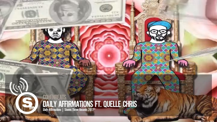 Cohenbeats - Daily Affirmations ft. Quelle Chris