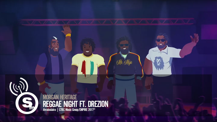 Morgan Heritage - Reggae Night ft. DreZion