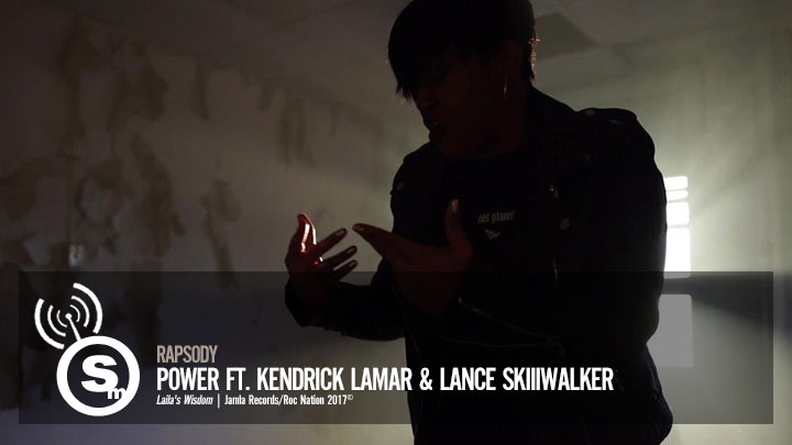 Rapsody - Power ft. Kendrick Lamar & Lance Skiiiwalker