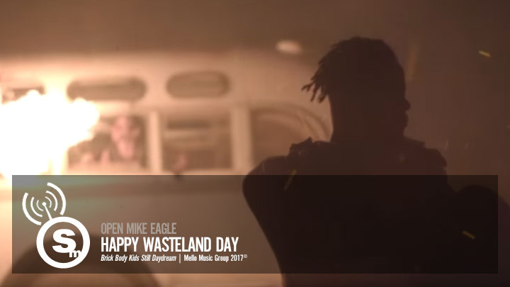 Open Mike Eagle - Happy Wasteland Day