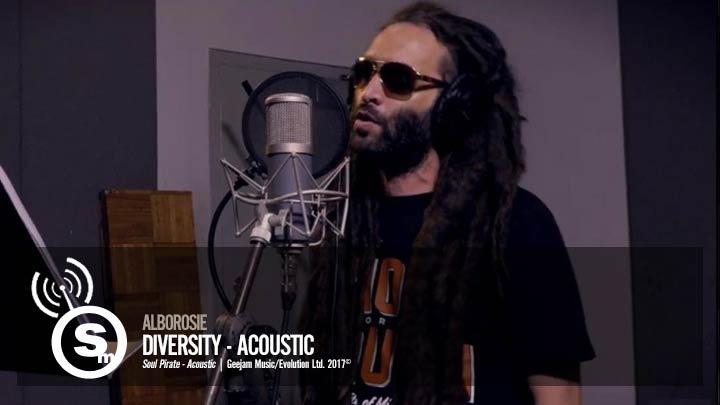 Alborosie - Diversity (Acoustic)