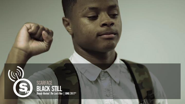 Scarface - Black Still