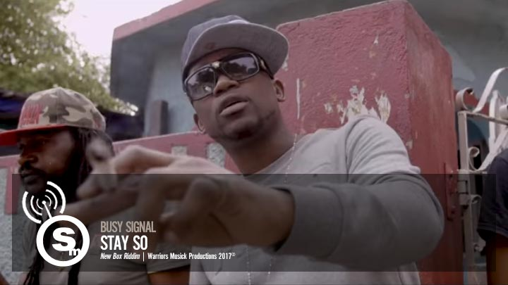 Busy Signal - Stay So