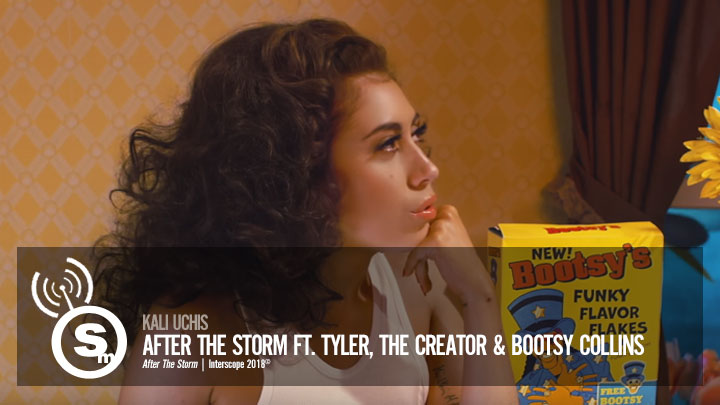 Kali Uchis - After The Storm ft. Tyler, The Creator, Bootsy Collins