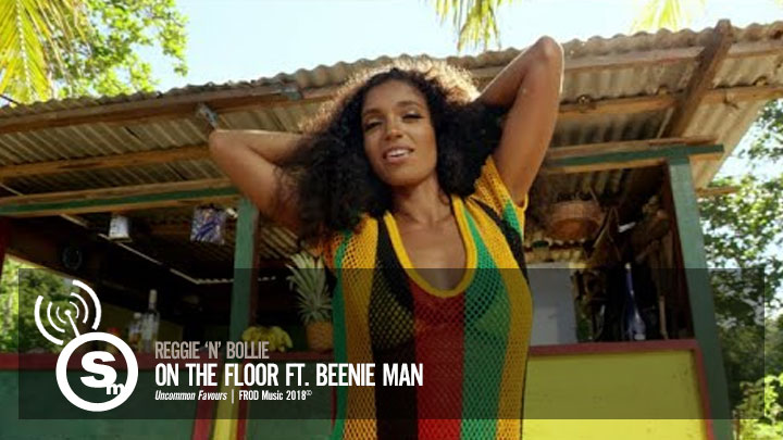 Reggie 'N' Bollie - On The Floor ft. Beenie Man