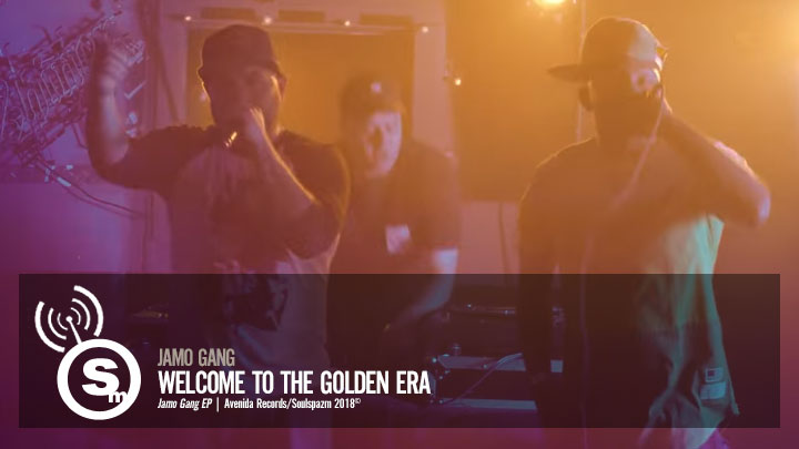 Jamo Gang - Welcome to the Golden Era