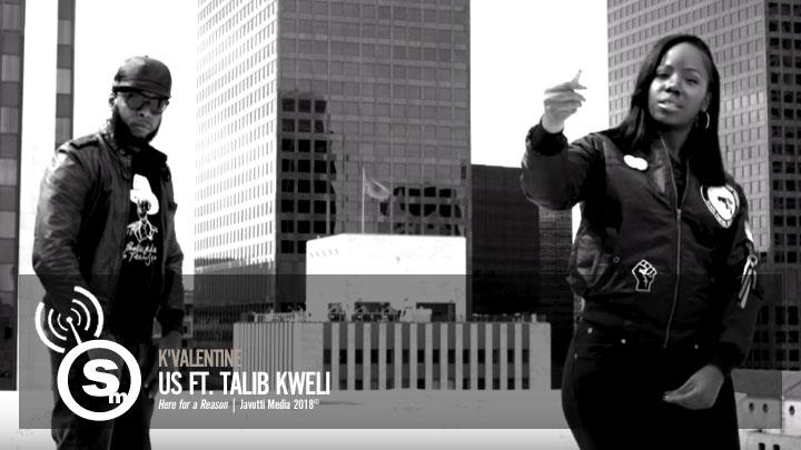 K'Valentine - Us ft. Talib Kweli