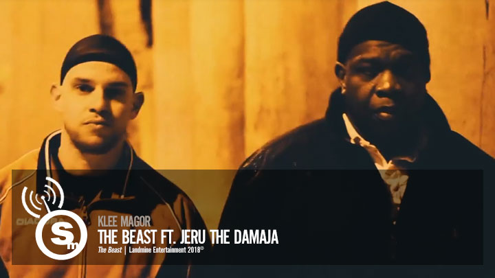 Klee Magor - The Beast ft. Jeru the Damaja