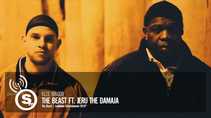Klee Magor - The Beast ft. Jeru the Damaja