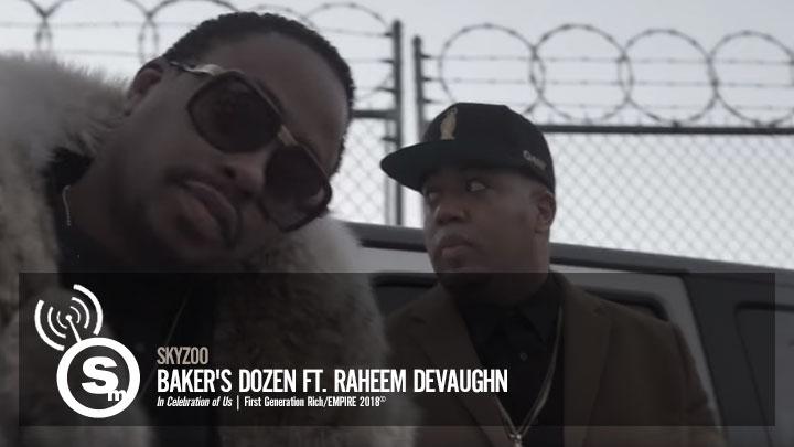 Skyzoo - Baker's Dozen ft. Raheem Devaughn