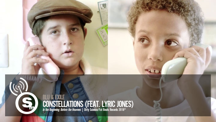 Blu & Exile - Constellations ft. Lyric Jones