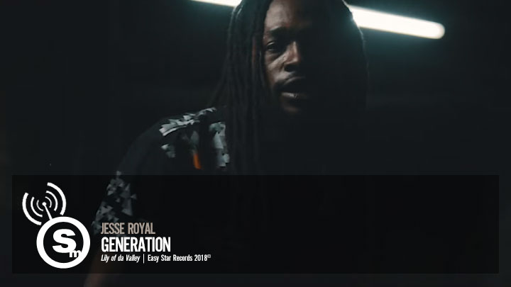 Jesse Royal - Generation ft. Jo Mersa Marley