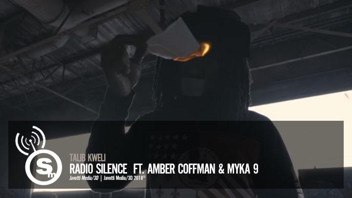 Talib Kweli - Radio Silence  ft. Amber Coffman & Myka 9