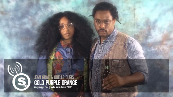 Jean Grae & Quelle Chris - Gold Purple Orange