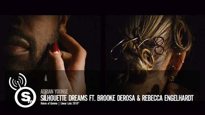 Adrian Younge - Silhouette Dreams ft. Brooke DeRosa & Rebecca Engelhardt