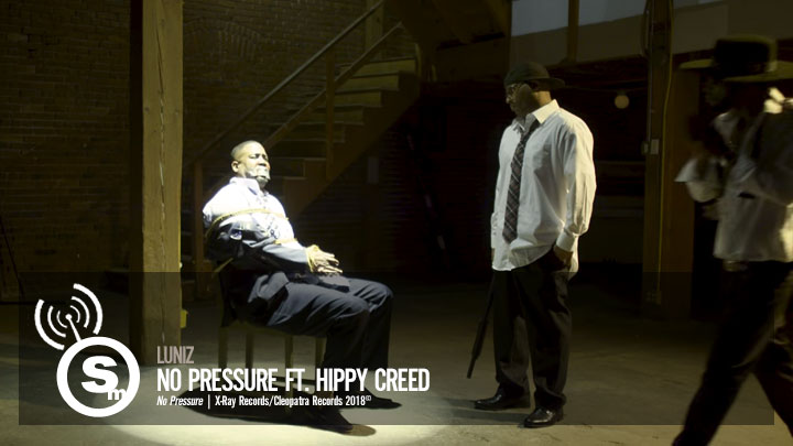 Luniz - No Pressure ft. Hippy Creed