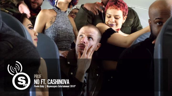 Prof - No ft. Cashinova