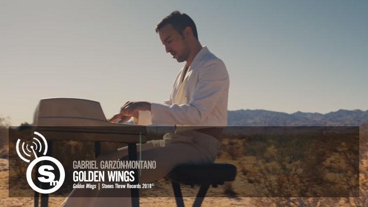 Gabriel Garzón-Montano - Golden Wings
