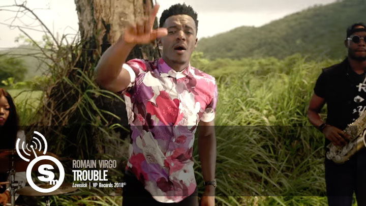 Romain Virgo - Trouble