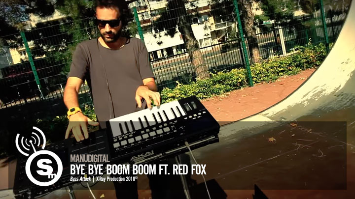 Manudigital - Bye Bye Boom Boom ft. Red Fox