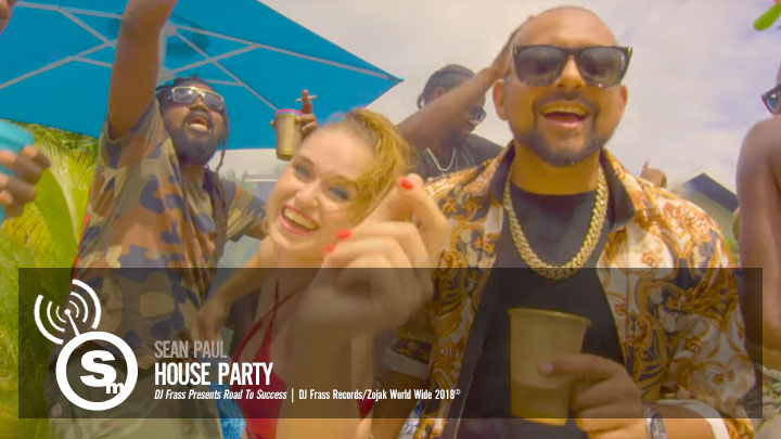 Sean Paul - House Party