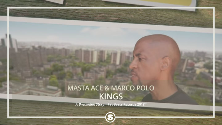 Masta Ace & Marco Polo - Kings