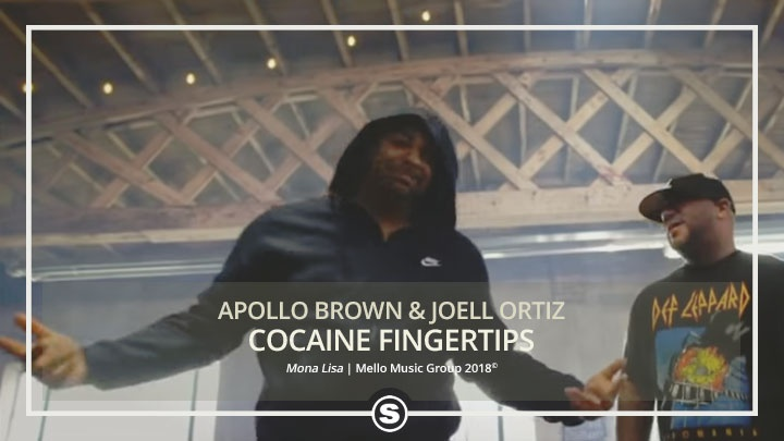 Apollo Brown & Joell Ortiz - Cocaine Fingertips