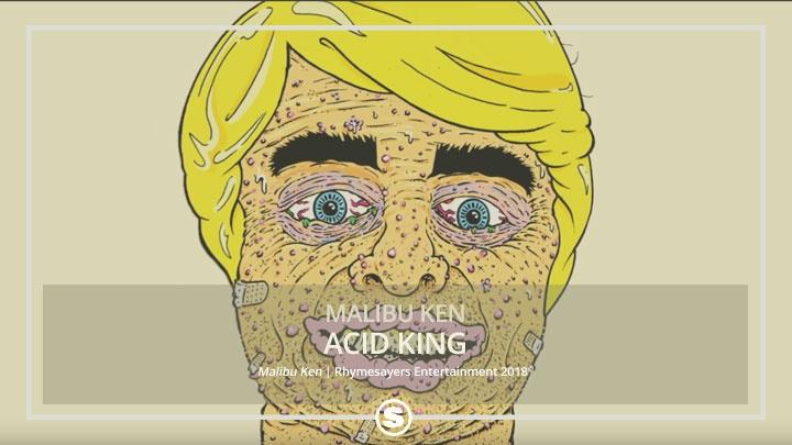 Malibu Ken - Acid King