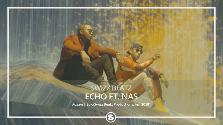 Swizz Beatz - Echo ft. Nas