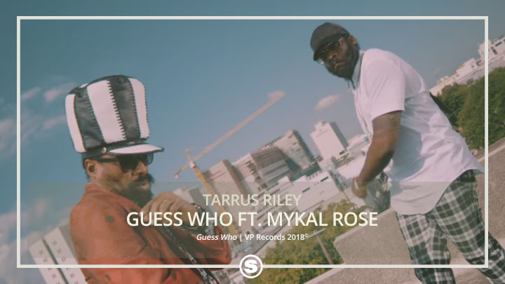 Tarrus Riley - Guess Who ft. Mykal Rose