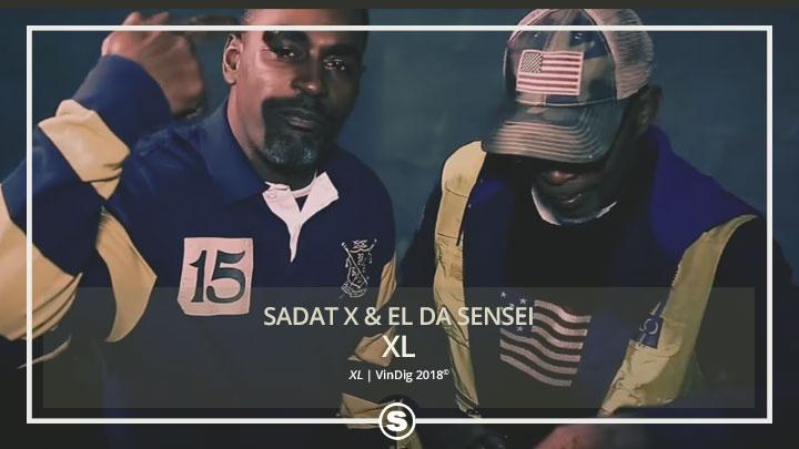 Sadat X & El Da Sensei - XL
